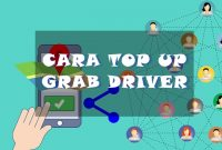 cara top up grab driver